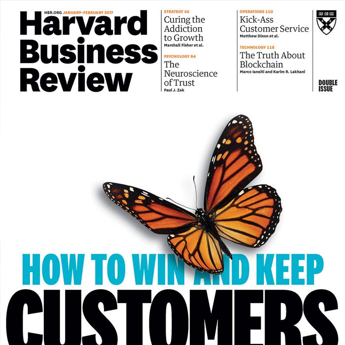 哈佛商業評論 Harvard Business Review
